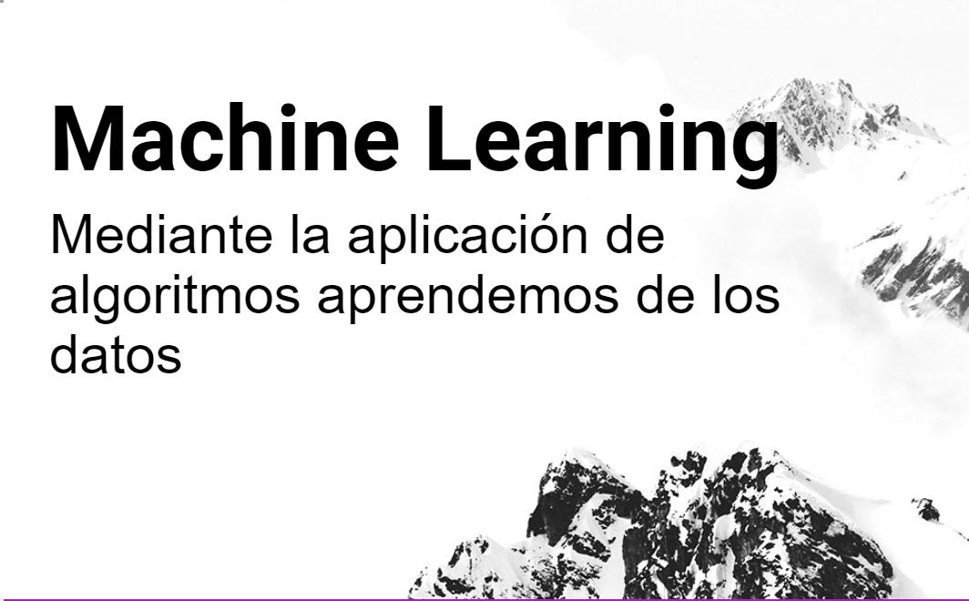 Machine Learning 2
